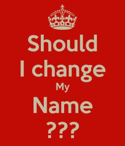 should-i-change-my-name