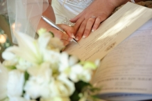 Laura Hodgetts wedding